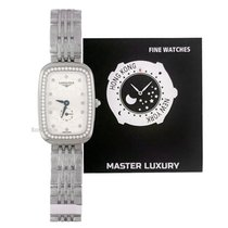 Longines Equestrian Steel 22mm Mother of pearl No numerals United States of America, New York, New York