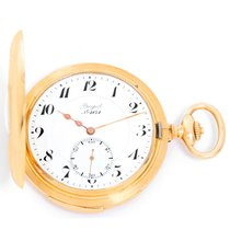 Breguet Pocket watch pre-owned 52mm Yellow gold