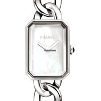 Chanel Première Steel 20mm No numerals