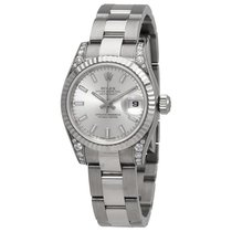 Rolex White gold Automatic 26mm 2006 Lady-Datejust