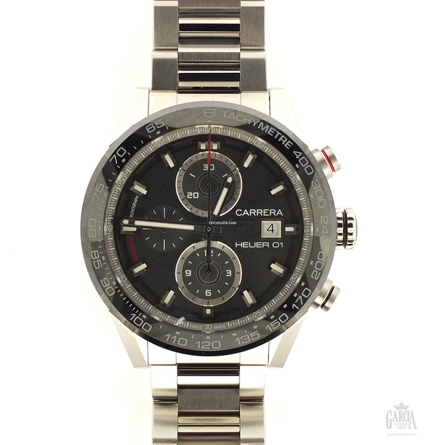 4da9f19a1d Precio de relojes TAG Heuer Carrera en Chrono24