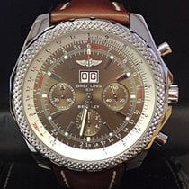 Breitling for Bentley 6.75 Bronze Dial Serviced by Breitling