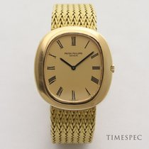 Patek Philippe Golden Ellipse 3589 1973 pre-owned