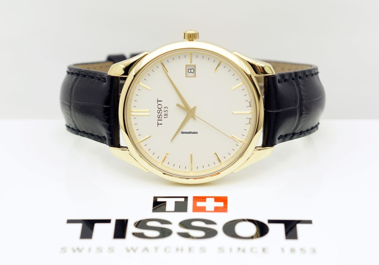 Швейцарские часы тиссот 1853 water resistant