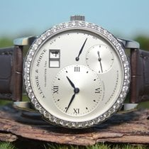 A. Lange & Söhne 38mm Manual winding new Silver