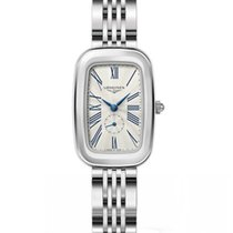 Longines Equestrian Steel 22mm Silver No numerals United States of America, New York, New York