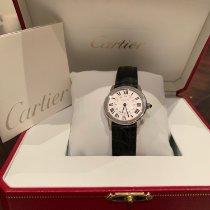 Cartier Ronde Solo de Cartier Acier 36mm Argent Romain France, bastia