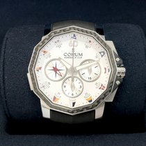 Corum Steel 44mm Automatic 986.691.11/F371 AA92 pre-owned