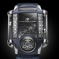 Christophe Claret 56.8mm Manual winding MTR.FLY11.120-128 new