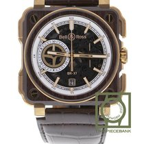 Bell & Ross BR-X1 Bronce 45mm Transparente