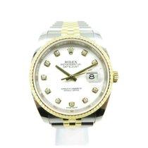 Rolex 116233G Gold/Steel Datejust 40mm