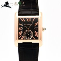 Cartier Tank MC Rose gold 44mm Brown United States of America, California, Los Angeles
