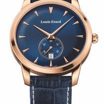 Louis Erard Gold/Steel 40mm Quartz 16930PR15 new
