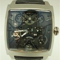 TAG Heuer Monaco V4 Titanium Black