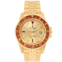 Rolex GMT-Master 16758 1986 pre-owned