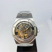 Audemars Piguet Royal Oak Double Balance Wheel Openworked Steel 41mm United Kingdom, London