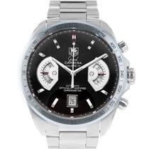 TAG Heuer Grand Carrera Staal 43mm
