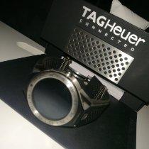 TAG Heuer Connected Titanium 45mm Zwart
