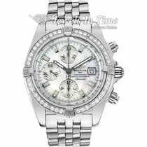 Breitling Chronomat Evolution Steel 44mm Mother of pearl United States of America, Florida, 33431