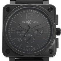 Bell & Ross BR 01-94 Chronographe Acero 45.5mm