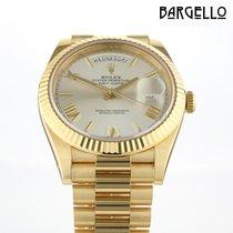 Rolex Day-Date 40 подержанные 40mm Жёлтое золото