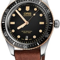 Oris Divers Sixty Five 01 733 7707 4354-07 5 20 55 New Steel 40mm Automatic Singapore