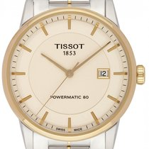 Tissot Luxury Automatic 41mm Champagne