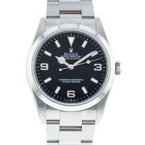 Rolex Explorer 114270 pre-owned
