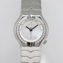 TAG Heuer Steel Quartz Mother of pearl 29mm pre-owned Alter Ego
