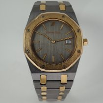 Audemars Piguet Tantalum 1990 Royal Oak 33mm pre-owned United States of America, Texas, Houston