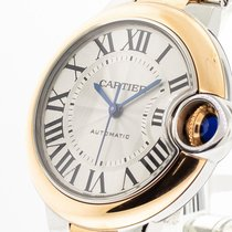 Cartier Ballon Bleu 33mm new 2019 Automatic Watch with original box and original papers W2BB0023