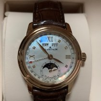 Blancpain Léman Moonphase Rose gold 33mm Mother of pearl Roman numerals United States of America, Alabama, San Juan