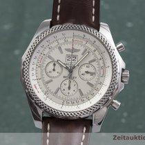 Breitling Bentley 6.75 Stahl 48.5mm Silber Deutschland, Chemnitz
