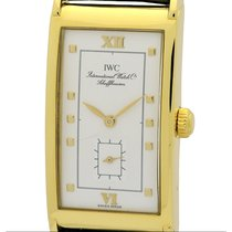 IWC Vintage Collection Vintage Venezia 18k Yellow Gold Circa...
