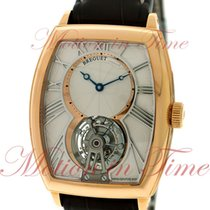 Breguet Héritage Rose gold 42mm Silver Roman numerals United States of America, New York, New York