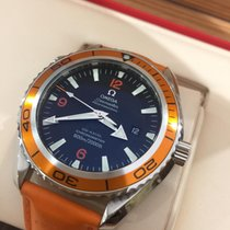 Omega Seamaster Planet Ocean stainless steel 45mm
