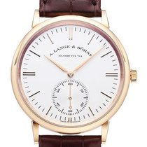 A. Lange & Söhne 380.033 Red gold 2019 Saxonia 38,5mm new