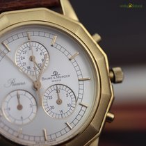 Baume & Mercier Riviera 20th Anniversary Solid Gold on...