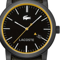 Lacoste Steel 42mm Quartz 2010837 new