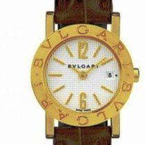 Bulgari Yellow gold 26mm Quartz BB26WGLD/N new