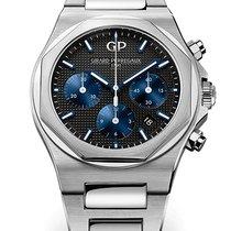 Girard Perregaux Laureato Steel 42mm Grey No numerals