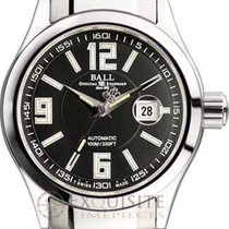 Ball Engineer II Arabic Zeljezo 31mm Crn
