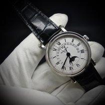 Patek Philippe 5059P-001 Platinum Perpetual Calendar 36mm pre-owned
