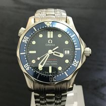 Omega Seamaster mid size 22238000 box papers 2009