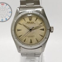 Rolex Bubble Back Stahl 34mm