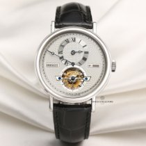 Breguet Platinum Automatic 40mm pre-owned Classique Complications
