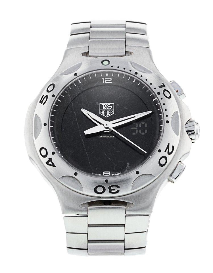 TAG Heuer Watch Kirium CL111A.BA0700 για πώληση με 687 € από Trusted Seller  της Chrono24 db6139e3573