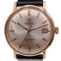 Omega Seamaster DeVille Gold/Steel 34.5mm