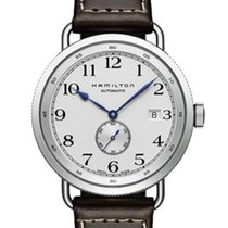 Hamilton Khaki Navy Pioneer new Automatic Watch with original box and original papers H78465553