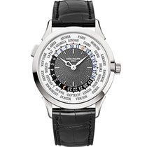 Patek Philippe World Time 5230G-001 New White gold Automatic